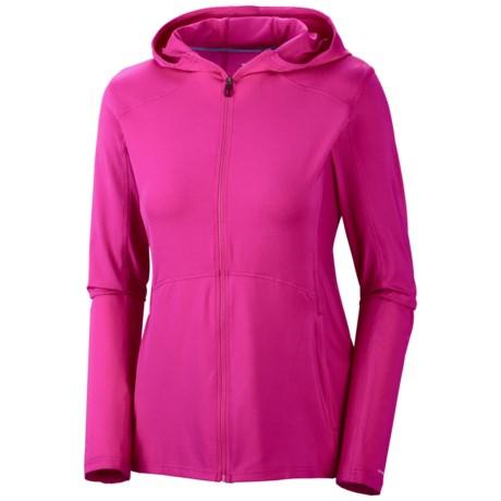 Columbia Sportswear Trail Crush Sporty Hoodie - UPF 30 (For Women)