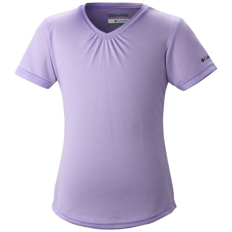 Columbia Sportswear Meeker Delight Omni-Wick® T-Shirt - Short Sleeve (For Toddlers)