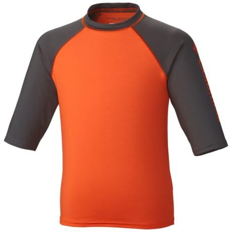 Columbia Sportswear Mini Breaker II Sunguard Shirt - UPF 50, Elbow Sleeve (For Little and Big Kids)