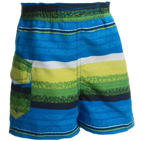 Columbia Sportswear Solar Stream II Boardshorts - UPF 30 (For Toddler Boys)