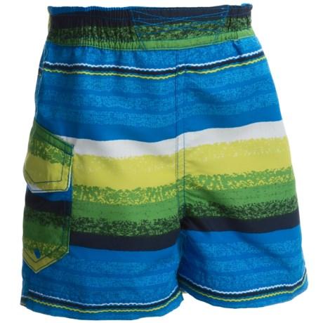 Columbia Sportswear Solar Stream II Boardshorts - UPF 30 (For Toddler Boys)