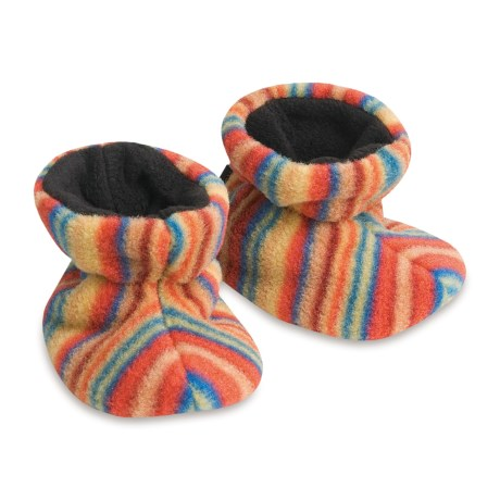 Acorn Easy Booties (For Toddlers)