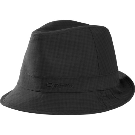 Outdoor Research Detour Fedora Hat - Waterproof (For Men and Women)