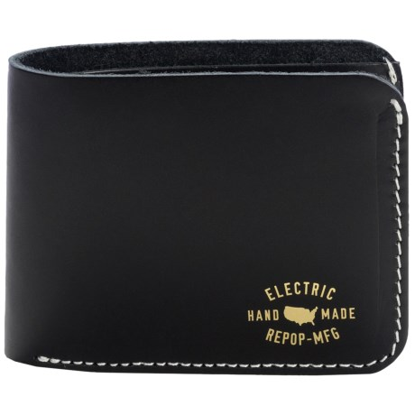 Electric Willie Wallet - Leather (For Men)