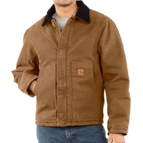 Carhartt Arctic Jacket - Sandstone (For Big Men)