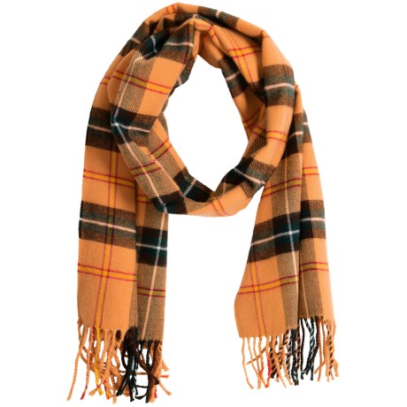 Auclair Clans Scarf - Wool Blend (For Men and Women)