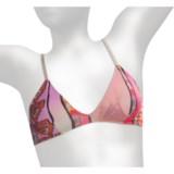 Private Arts Runaway Swim Bikini Top (For Women)