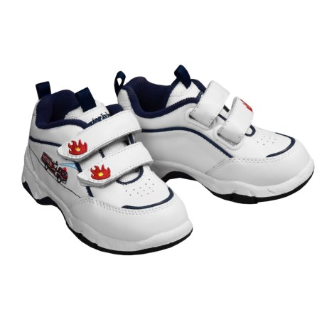 Jumping Jacks Fireman Sneakers (For Boys)