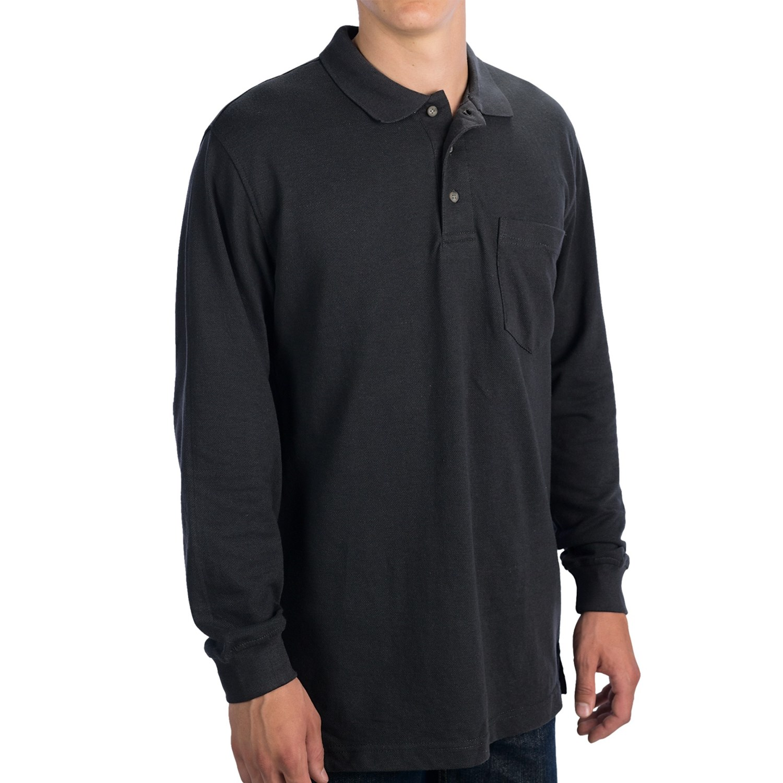 Wearguard weartuff pique polo shirt for men 7873m save 73 for Mens long sleeve pique polo shirts