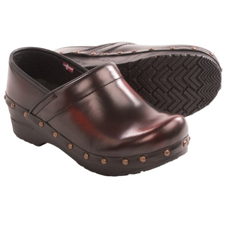 Sanita Professional Beasley Clogs - Leather (For Women)