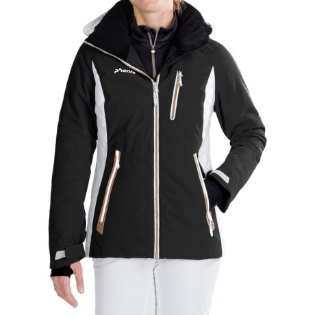 Phenix Orchid Down Ski Jacket - 600 Fill Power (For Women)