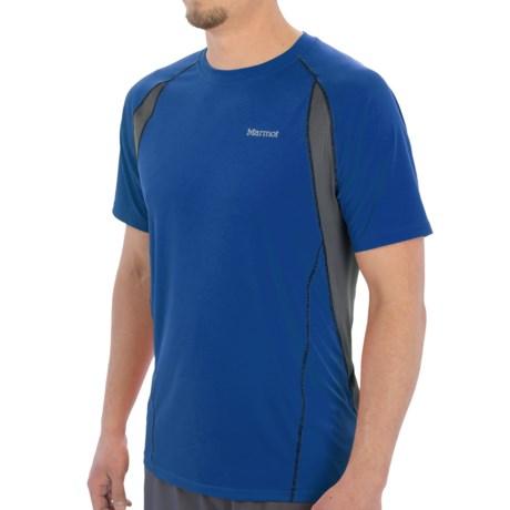 Marmot Interval Shirt - UPF 30, Short Sleeve (For Men)