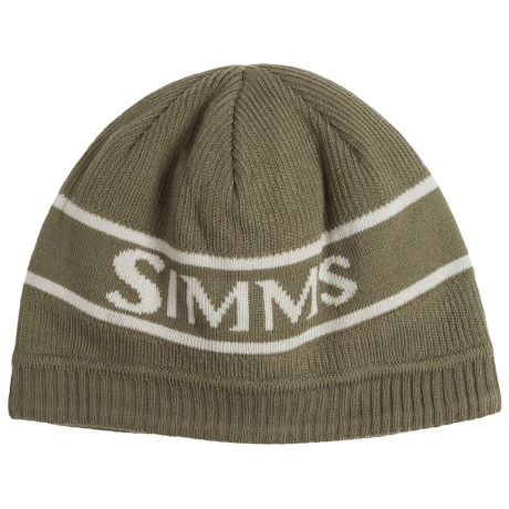 Simms fly fishing windstopper beanie hat cap color for Simms fishing hat