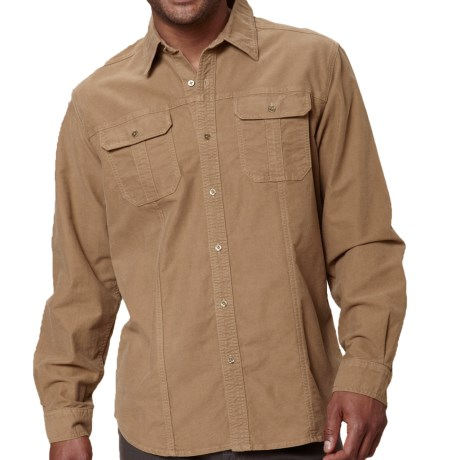 Royal Robbins Barstow Shirt - UPF 50+, Long Sleeve (For Men)