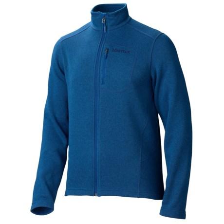 Marmot Drop Line Fleece Jacket (For Men)