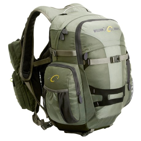 William Joseph Exodus II Fishing Pack - 18L
