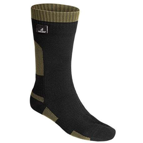 Sealskinz SealSkinz Waterproof Trekking Socks - Merino Wool Lined, Heavyweight (For Men and Women)