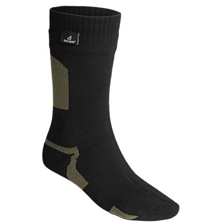 Sealskinz SealSkinz Waterproof Walking Socks - Merino Wool Lined, Crew (For Men and Women)