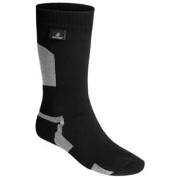 SealSkinz Mid-Length Waterproof Socks - Merino Wool Lined, Lightweight (For Men and Women)