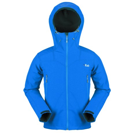 Rab Baltoro Alpine Soft Shell Jacket - Polartec® Power Shield® (For Men)
