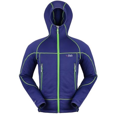 Rab Shadow Fleece Hoodie - Polartec® Wind Pro® (For Men)