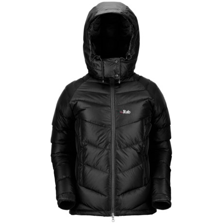 Rab Ascent Down Jacket - 650 Fill Power (For Women)
