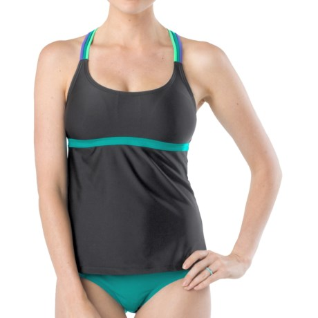 prAna Indra Tankini Top - UPF 50 (For Women)