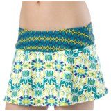 prAna Sakti Skirted Bikini Bottoms - UPF 50+ (For Women)