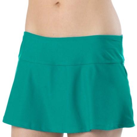 prAna Sakti Skirted Bikini Bottoms - UPF 50+ (For Women)