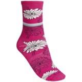 Goodhew Posey Pop Socks - Merino Wool, Crew (For Women)