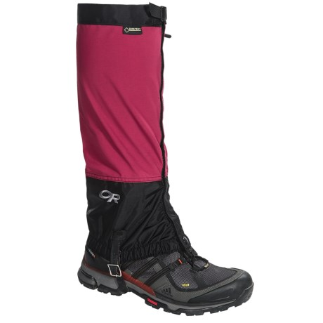 Outdoor Research Cascadia Gore-Tex® PacLite® Gaiters - Waterproof (For Men and Women)