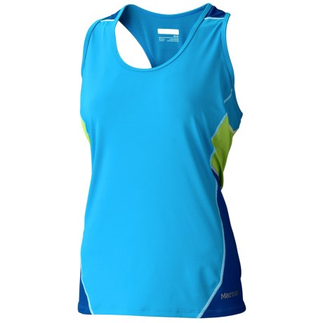 Marmot Interval Tank Top - UPF 30, Built-In Bra (For Women)