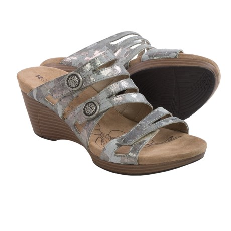Romika Jamaika 02 Wedge Sandals (For Women)