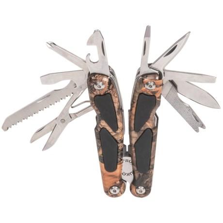 Ruko Camo Folding Multi-Tool