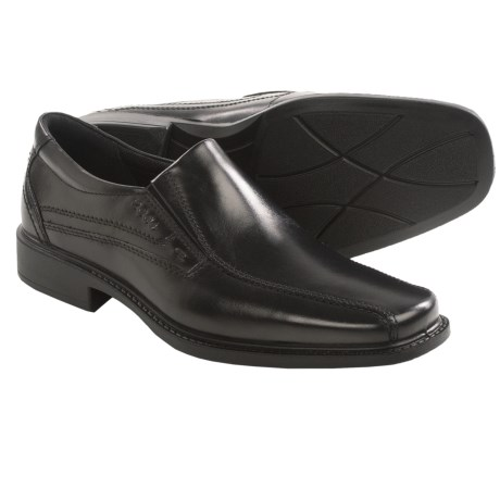 ECCO New Jersey Bicycle Toe Shoes - Leather, Slip-Ons (For Men)