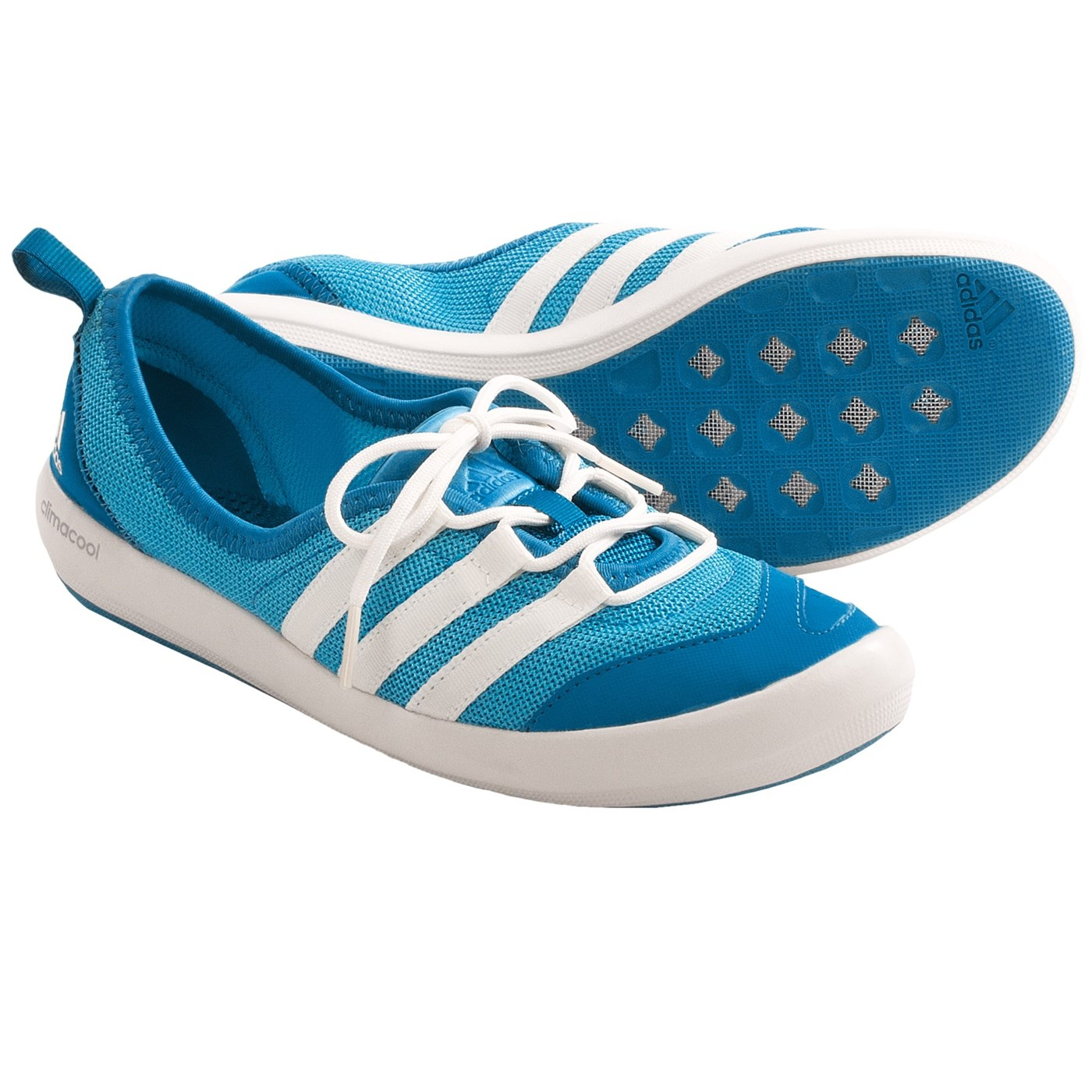 adidas outdoor Climacool Boat Sleek Water Shoes (For Women) 33 on ... 7d2d9c67ba