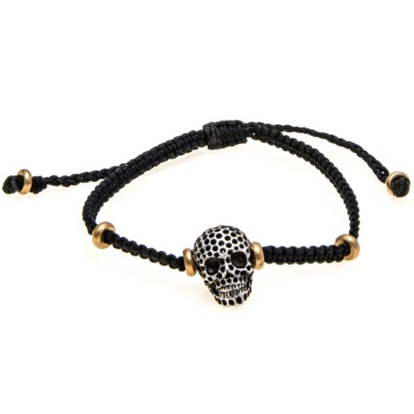 Max Reed Skull Bracelet (For Men and Women)