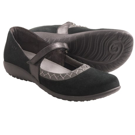 Naot Timaru Shoes - Suede (For Women)