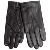 Fownes Brothers Cashmere-Lined Leather Gloves - Touch-Screen Compatible (For Men)