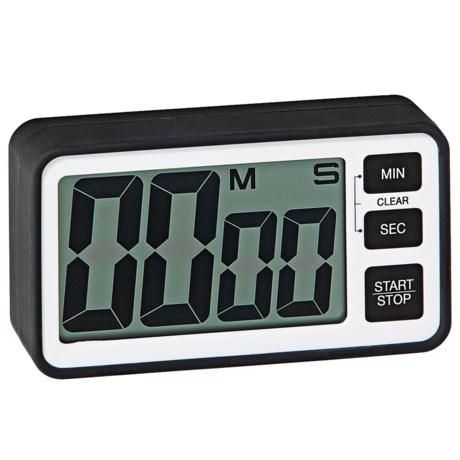 Oggi OGGI Large Display Digital Timer - Magnetic