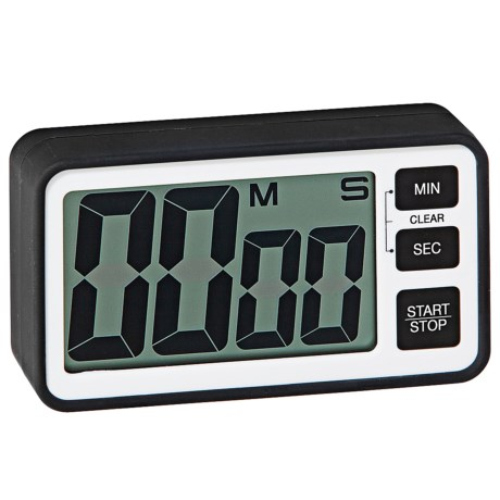 OGGI Large Display Digital Timer - Magnetic