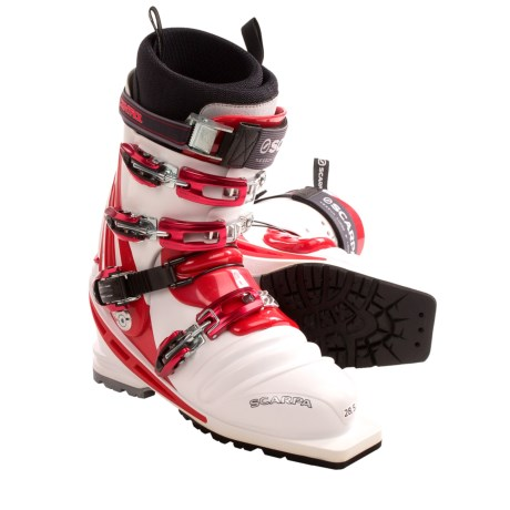 Scarpa T-Race Telemark Ski Boots (For Men and Women)