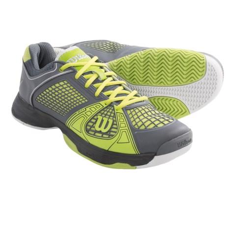 Wilson Rush NGX Tennis Shoes (For Men)