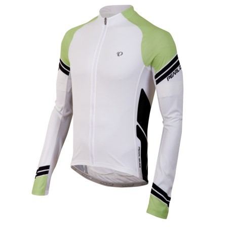 Pearl Izumi ELITE Cycling Jersey - Full Zip, Long Sleeve (For Men)