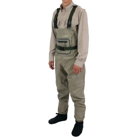 Allen Co. Blue River Breathable Waders - Stockingfoot (For Men)
