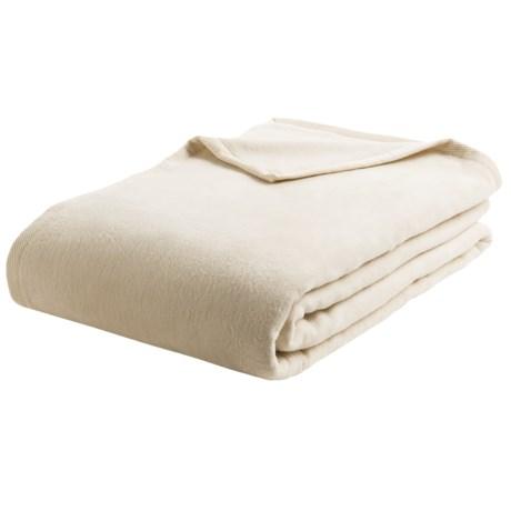 DownTown Granny Blanket - King, Egyptian Cotton