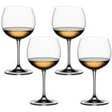 Riedel Vinum XL Chardonnay Wine Glasses - Set of 4