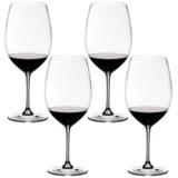 Riedel Vinum XL Cabernet Wine Glasses - Set of 4