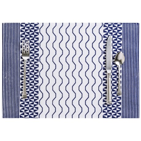 Now Designs Cotton Printed Placemat
