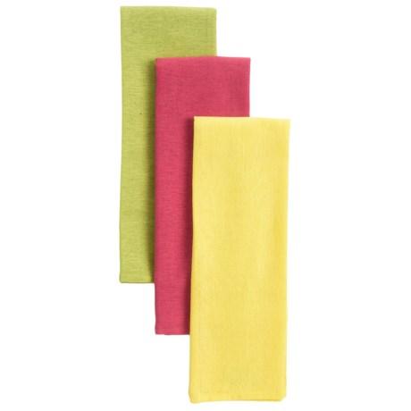 Now Designs Floursack Tea Towels - Set of 3